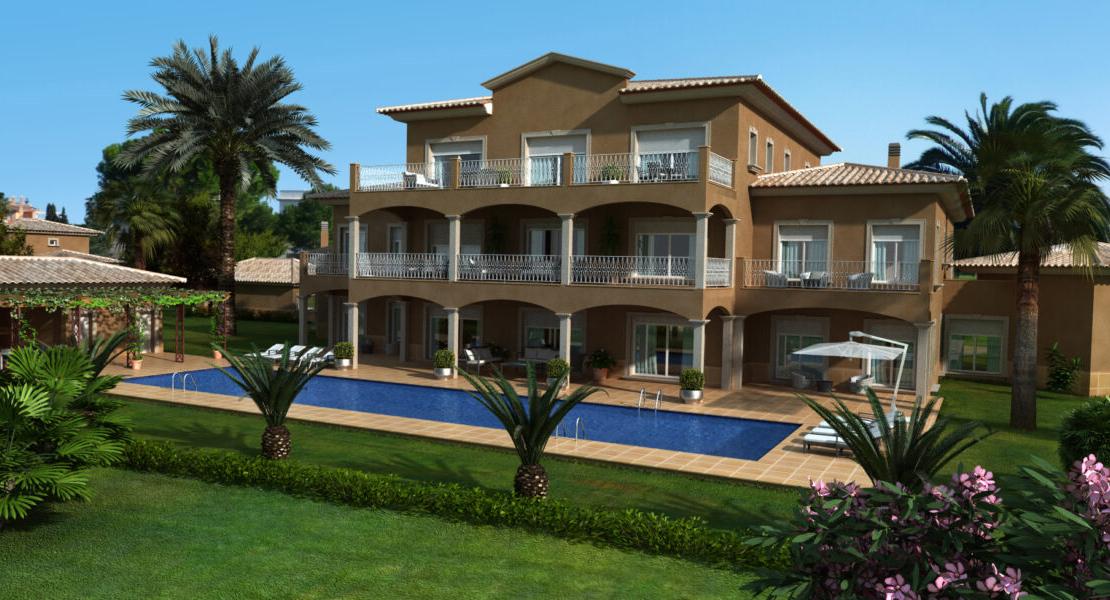 Villa Málaga en Oliva nova | CHG