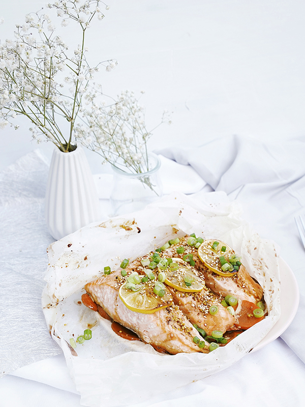 olores de la cocina pescado