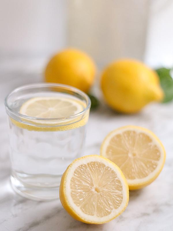 olores de la cocina limones
