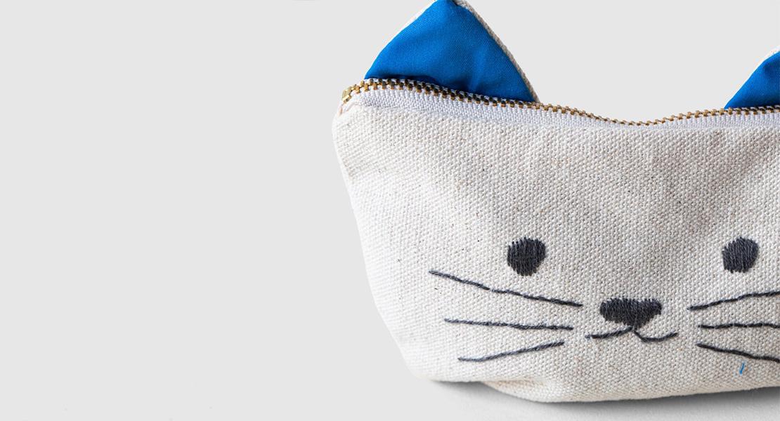 KonMari bolso de conejito