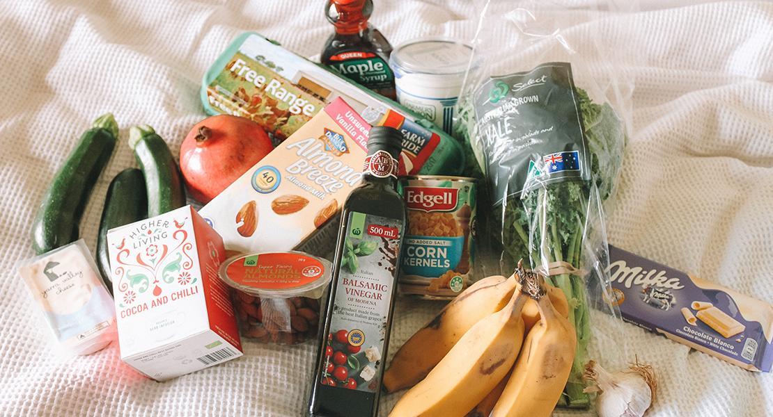 alimentos hacer la compra desde casa