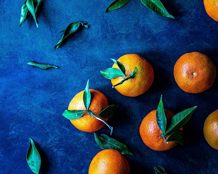 hacer la compra desde casa mandarinas
