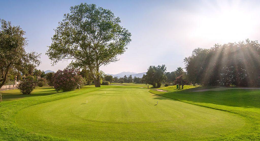 Plan de Semana Santa en el campo de golf de olIVA nova