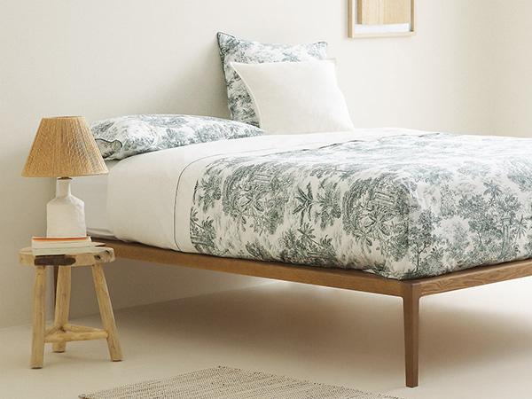 Ropa de cama de Zara