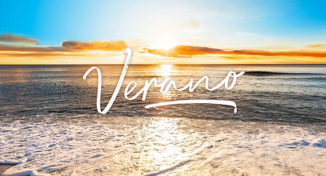 Verano en Playa de Oliva Nova