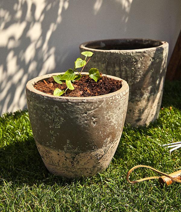 Macetero de Garden Collection de Zara Home