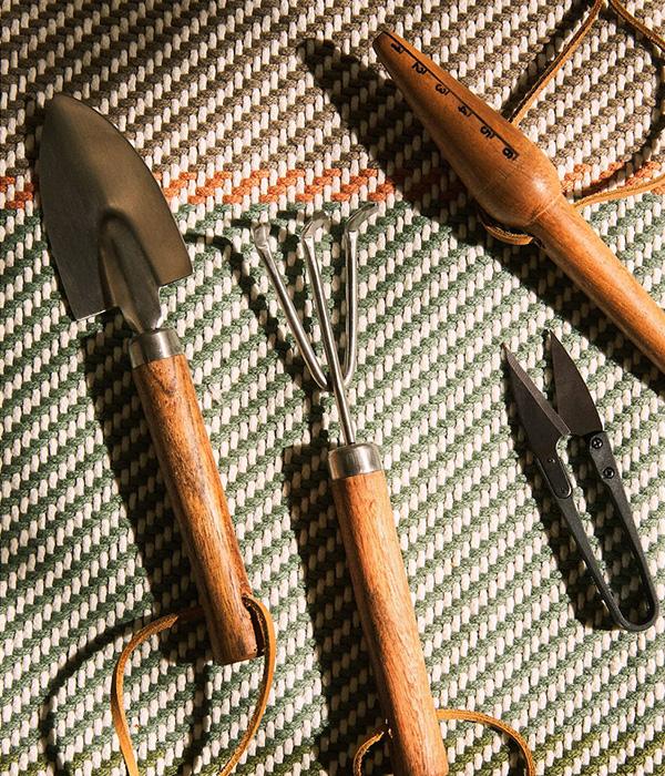Herramientas de Garden Collection de Zara Home