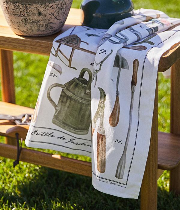 Paño de Garden Collection de Zara Home