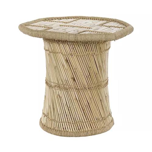 mesa bambú CHG