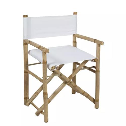 silla bambú CHG