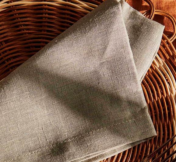 servilleta de tela