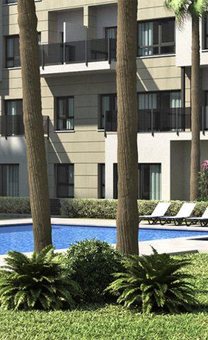 Sevilla 7: nueva promoción de viviendas en el Mediterráneo