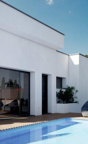 Las villas modernas de CHG