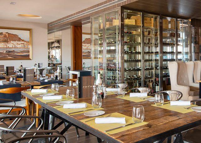 Restaurante Aura, lo mejor de la gastronomía mediterránea