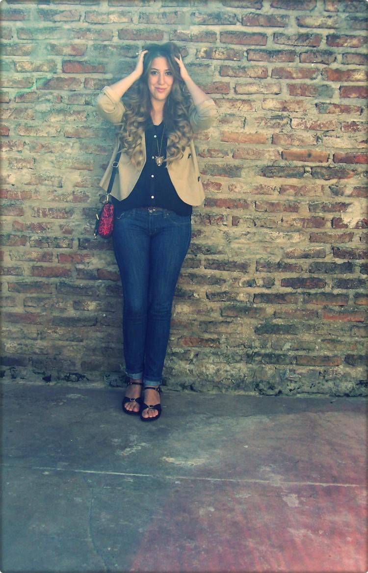 Vintage blazer ♥-48237-chic-style