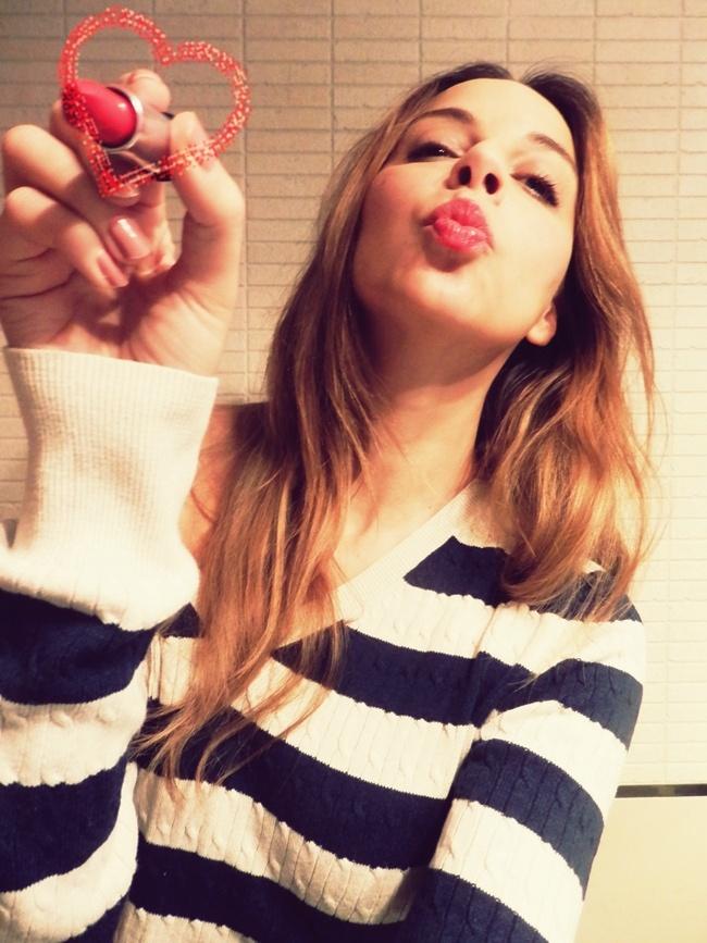 Day 10. Red lips KIKO-365-