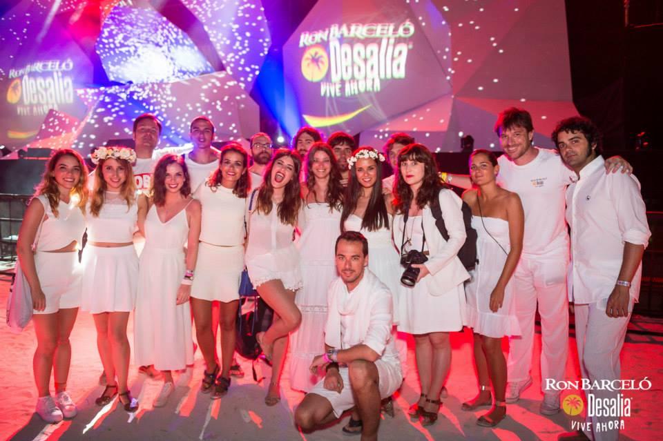 Ron Barcelo Desalia 2014 Crimenes de la Moda