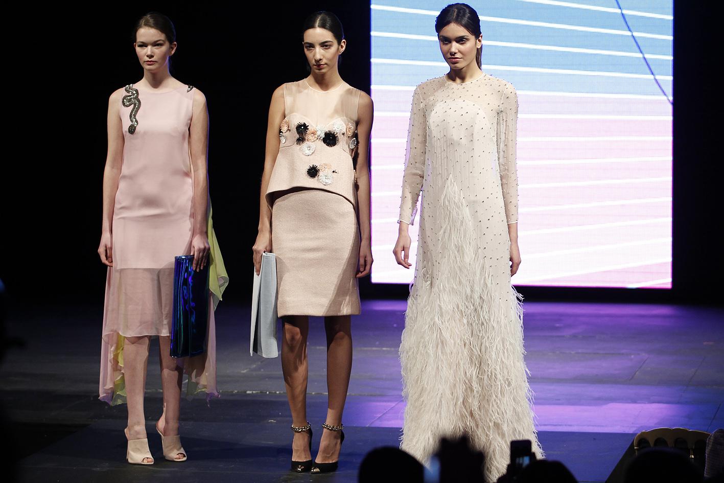 II Pasarela de moda La Razón Crimenes de la Moda