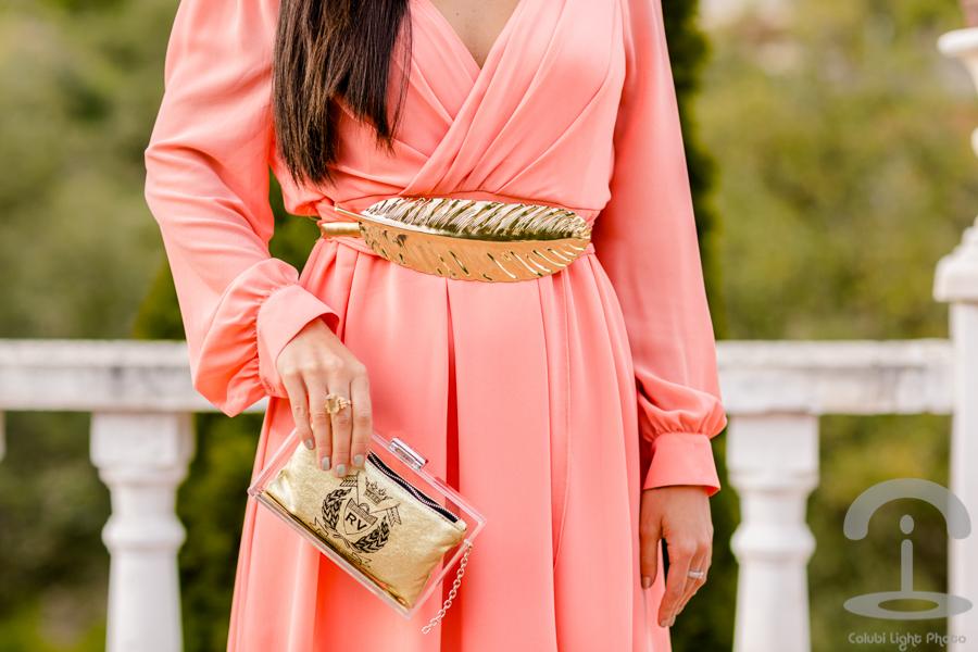 Cinturón hoja Crimenes de la Moda