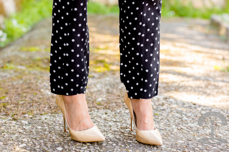Crop top Crimenes de la Moda