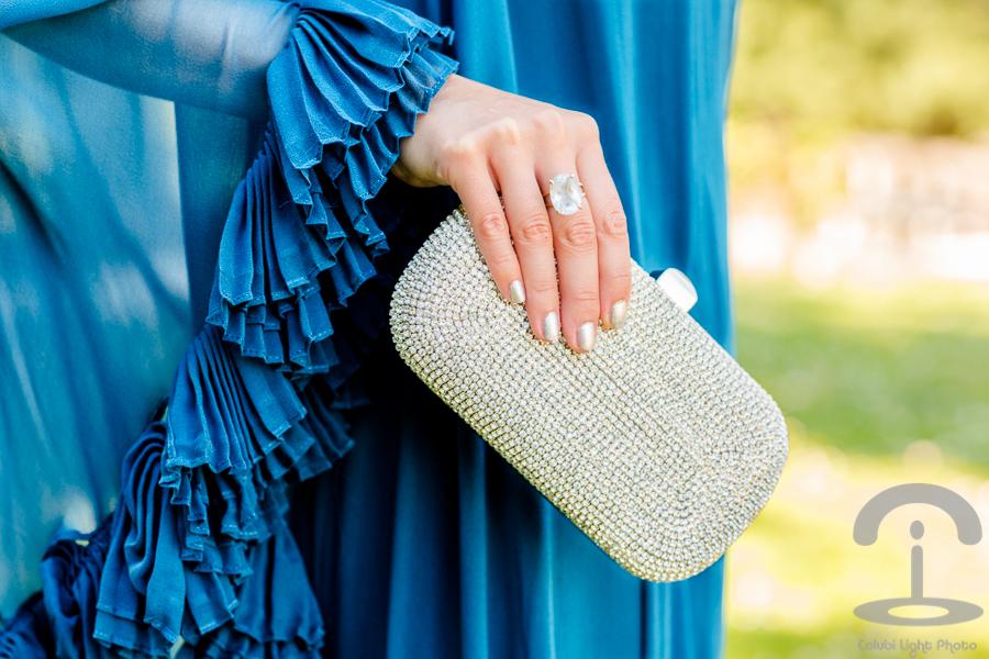 DIY Tiara con cordones de seda Crimenes de la Moda