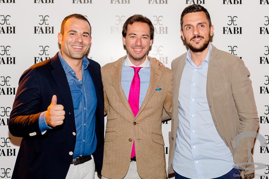 Fiesta de Fabi en Roma Crimenes de la Moda