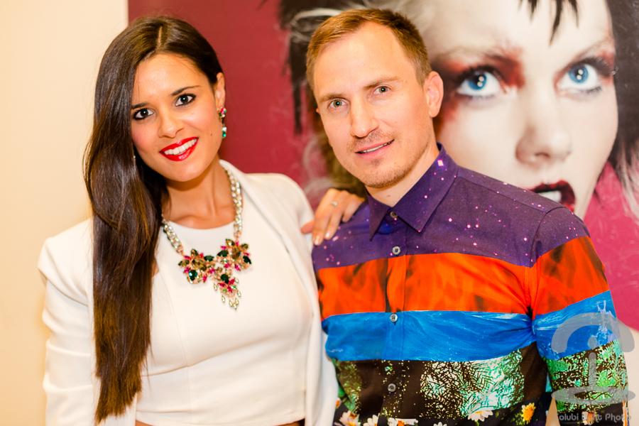 Fiesta 10º Aniversario de Anton Heunis Crimenes de la Moda