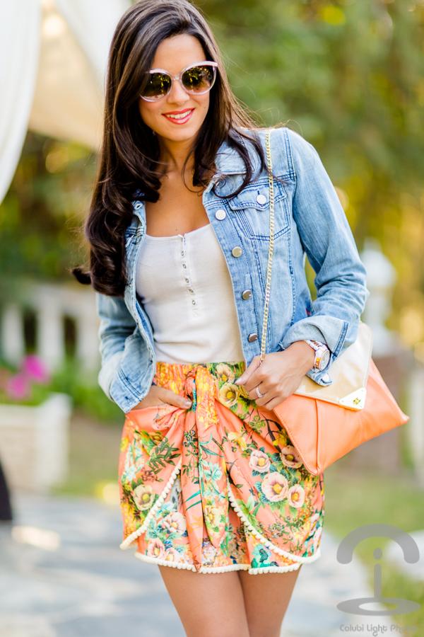 DIY Falda con madroño Crimenes de la Moda