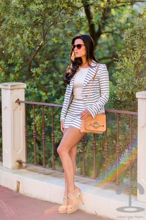 Look de rayas + Sorteo Dreivip Crimenes de la Moda