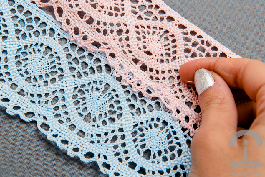 DIY Lace Top Encaje Bolillo Crochet Crimenes de la Moda
