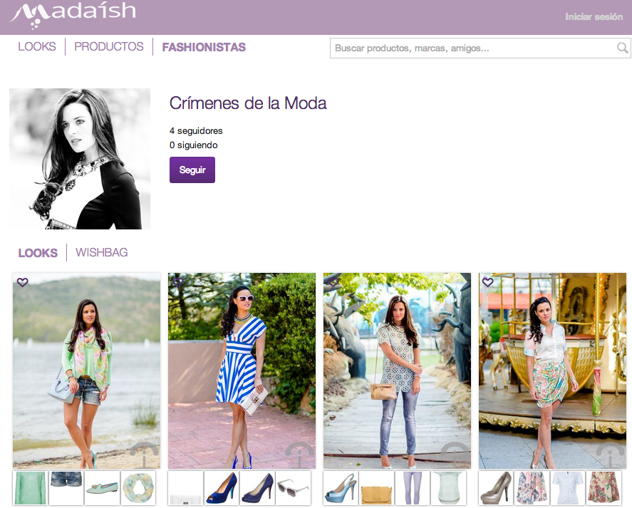 Madaish Crimenes de la Moda