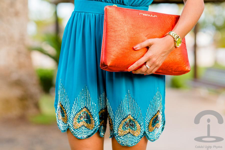 Embellished playsuit Crimenes de la Moda