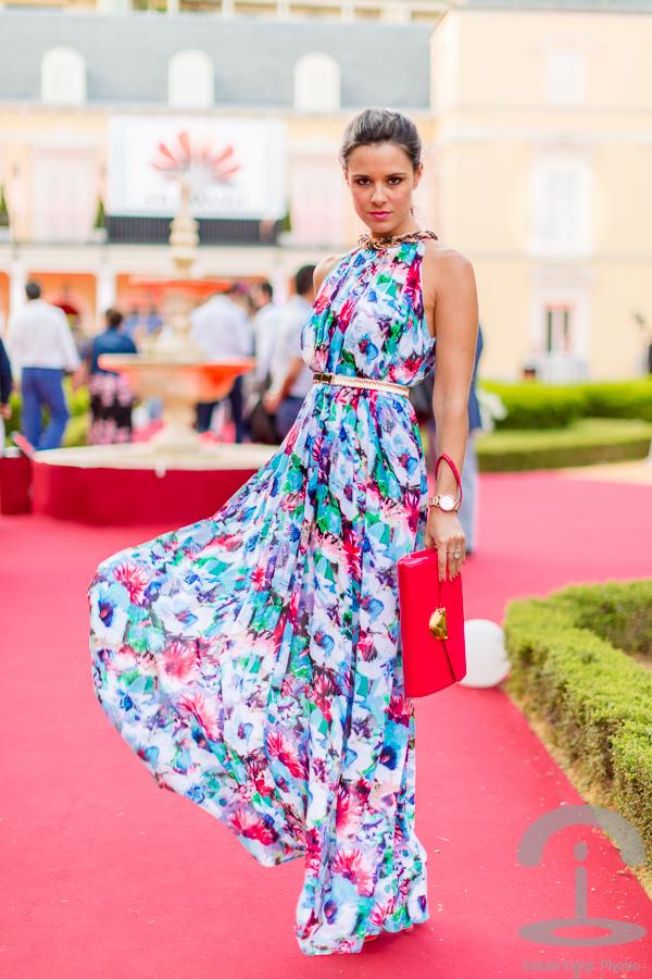 Long Dress Vestido largo Crimenes de la Moda