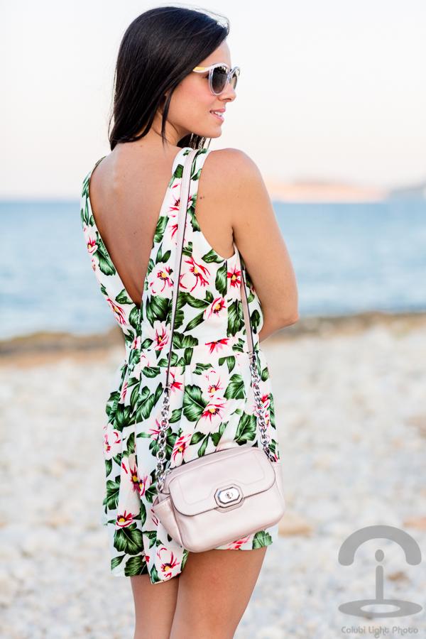 Estampado floral print Crimenes de la Moda