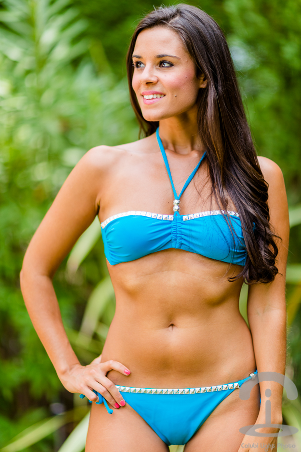 DY Bikini con tachuelas Swimwear studds Crimenes de la Moda