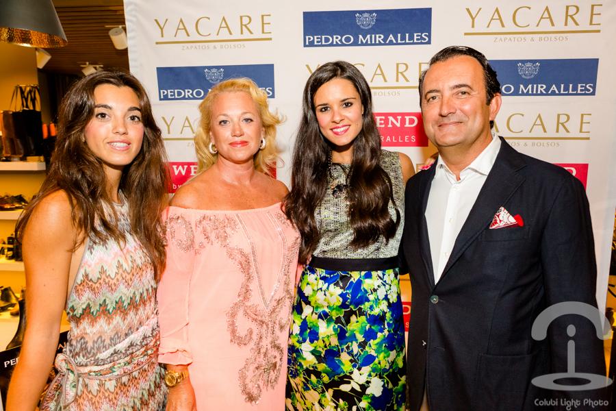 Lydia Lozano & Pedro Miralles VFNO Party
