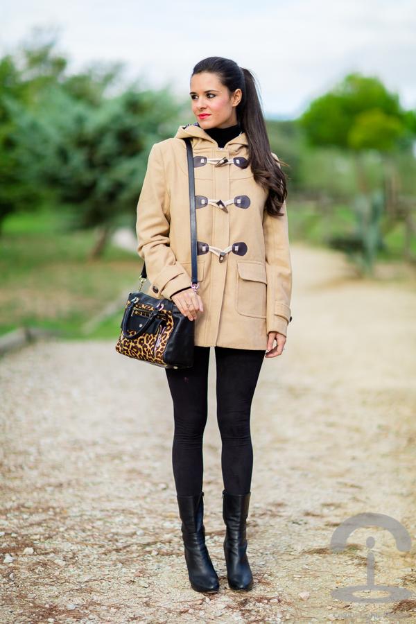 Look Trenca Crimenes de la Moda