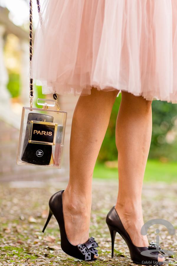 ed7b624525 Falda de tul   bolso perfume Sin categoría - Crímenes de la Moda