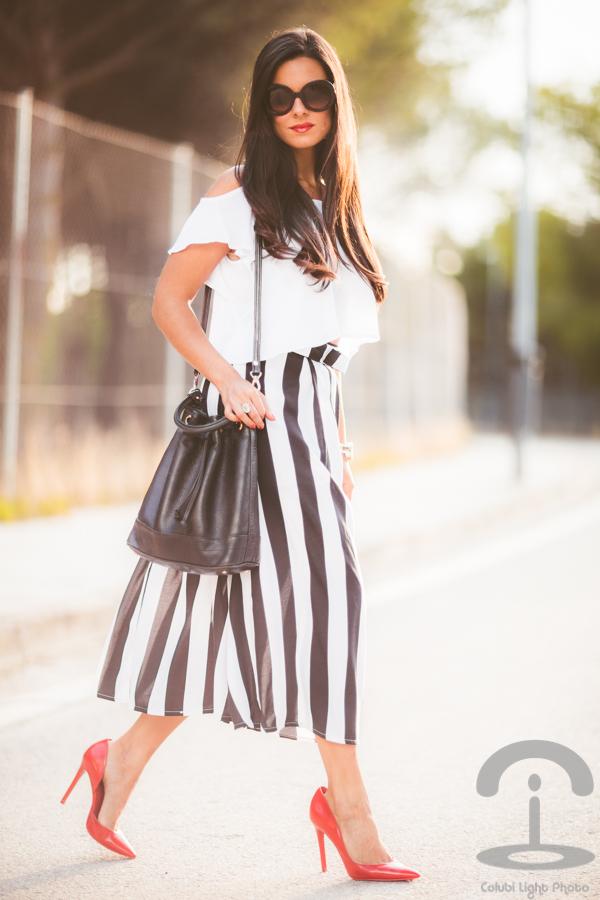 Striped skirt-9897-crimenesdelamoda