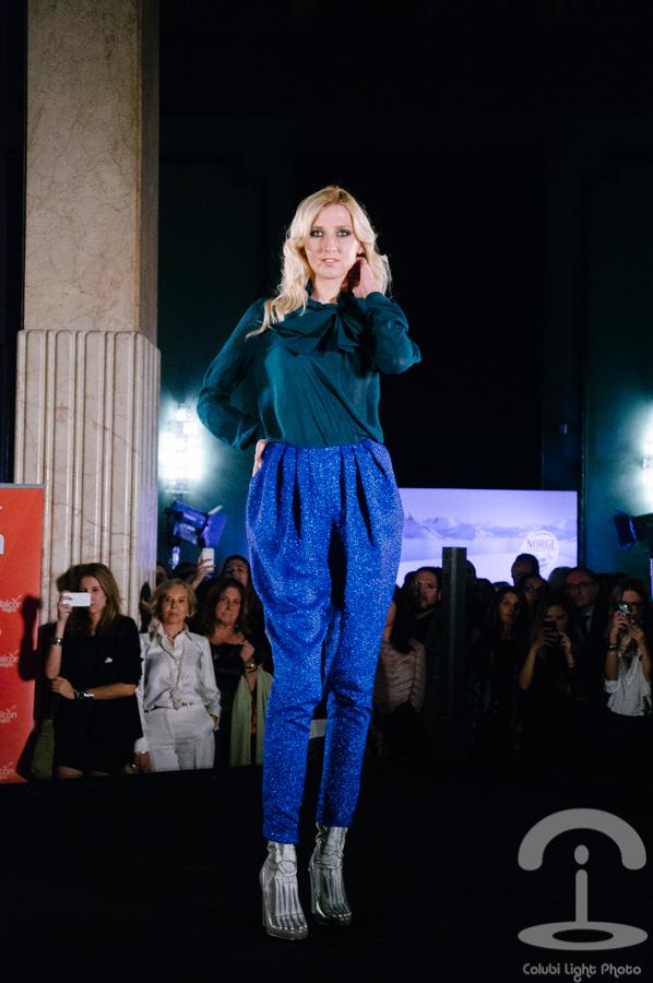 IV Pasarela La Razon Crimenes de la Moda
