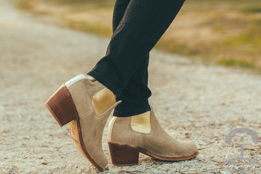 Neon Boots Renatta&Go Crimenes de la Moda