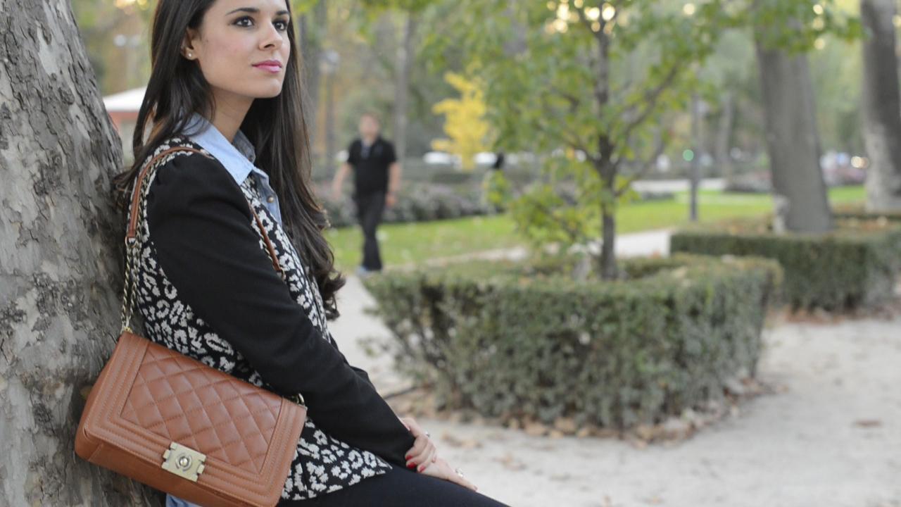 Videoshopping: Bolso Estilo Boybag Crimenes de la Moda Lusstra
