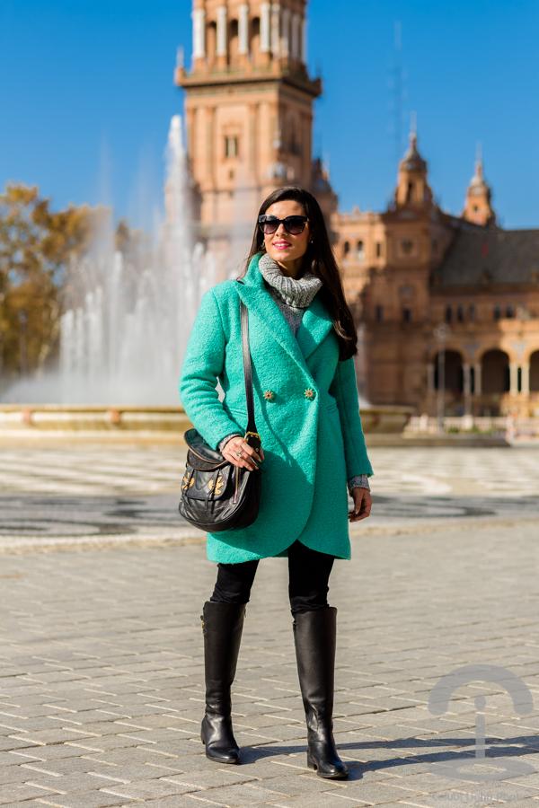 Sevilla Plaza de España Crimenes de la Moda
