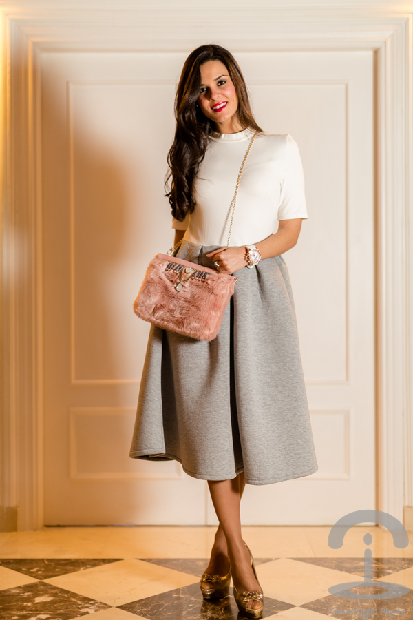 DIY Cómo customizar un bolso peluche Crimenes de la Moda
