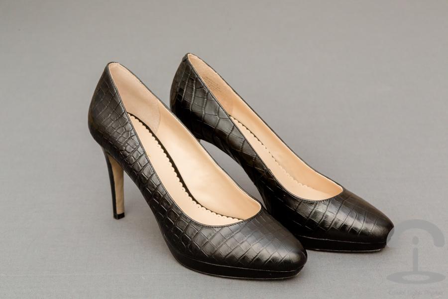 DIY Zapatos con strass party shoes Crimenes de la Moda