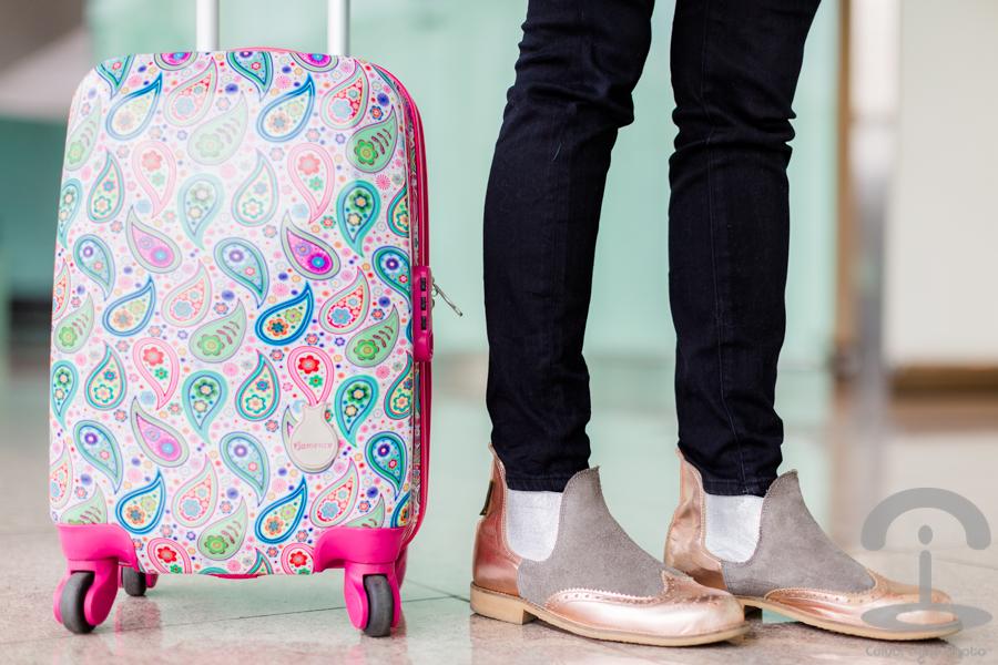 Travel look Crimenes de la moda