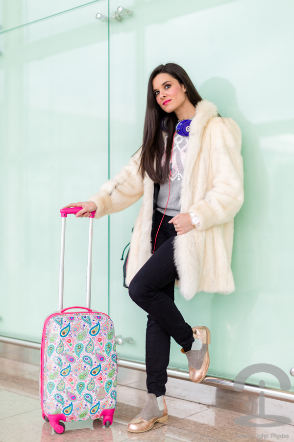 Travel look Crimenes de la moda