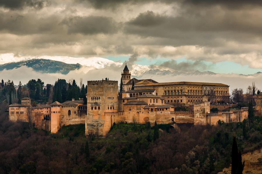 Granada Alhambra Crimenes de la Moda