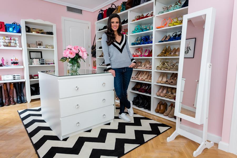DIY Cómoda Espejo para vestidor Crimenes de la Moda