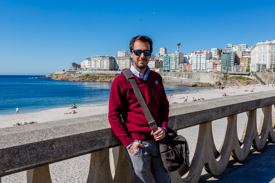 La Coruña Galicia Crimenes de la Moda